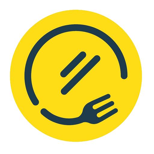 Logo specchio alimentare